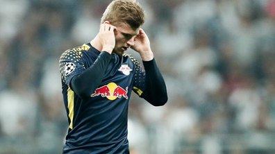 Insolite – Besiktas-Leipzig : Timo Werner remplacé à cause du bruit… des supporters
