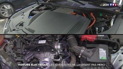 Le boom des voitures électriques : les garagistes ne lui disent pas merci