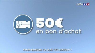 Le cadeau bonus du maire de Saint-Jory à ses administrés à l'approche des élections municipales