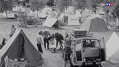 Le camping à travers les âges