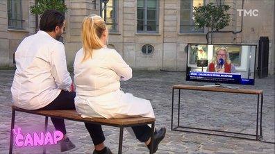 Le Canap : Top Chef juge la défense de Pierre-Jean Chalençon