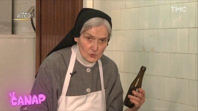 Le Canap : vu sur KTO, la technique de Sœur Marie pour être toujours de bonne humeur
