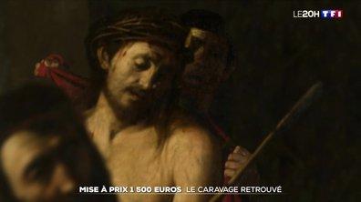 Le Caravage retrouvé après une mise à prix 1 500 euros