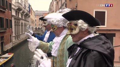 Le Carnaval de Venise, de la fantaisie et de la bonne humeur haut en couleur
