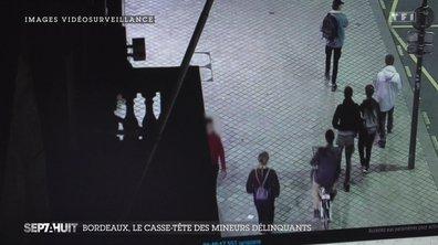 Le casse-tête des mineurs délinquants à Bordeaux