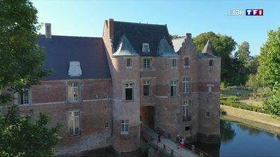 Le château d'Esquelbecq fait peau neuve