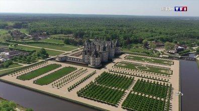 Le château de Chambord a rouvert ses portes