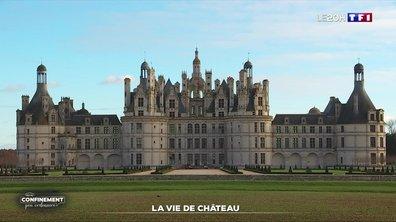 Le château de Chambord se refait une beauté