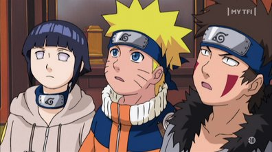 Naruto - Episode 194 - Le Château fantôme...