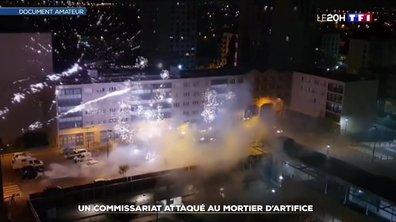 Le commissariat de Champigny-sur-Marne attaqué aux mortiers d'artifice : les policiers et les habitants écœurés