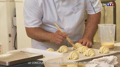 Le concours du meilleur croissant au beurre se tient à Vannes
