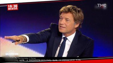 Élections régionales : le coup de gueule de Laurent Delahousse