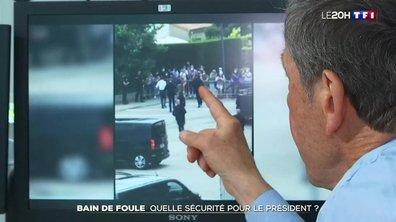 Le dispositif de sécurité autour d'Emmanuel Macron est-il suffisant ?