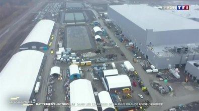 Le document : dans les coulisses de la plus grande usine de batteries électriques d'Europe