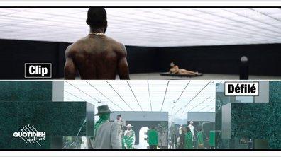 Le Flash Mode: Virgil Abloh a-t-il copié le style d'une chanteuse pour son dernier défilé Vuitton ?