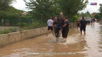 Le Gard sous les eaux : au cœur de Codognan, un village sinistré
