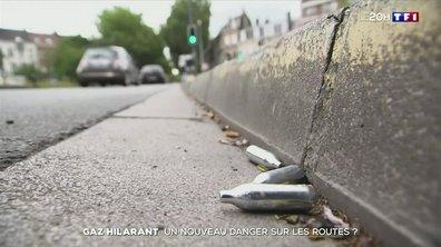 Le gaz hilarant, un nouveau danger sur les routes