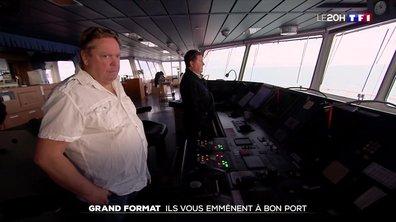 Le Grand format : à la découverte du métier de pilote maritime