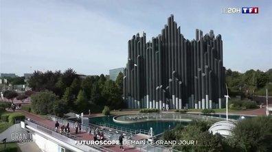 Le grand format : le Futuroscope rouvre enfin ses portes au public