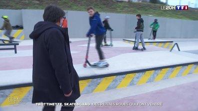 Le grand format : les Français de plus en plus nombreux dans les skateparks