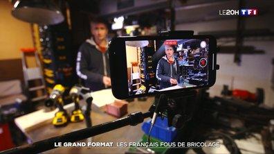 Le grand format : les Français fous du bricolage
