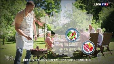 Le grand format : les Français plus que jamais fous de barbecue
