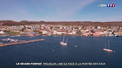 Le grand format : les mesures prises par Saint-Pierre-et-Miquelon face à la montée des eaux