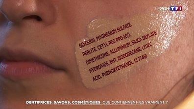 Le grand format : que contiennent vraiment les cosmétiques ?