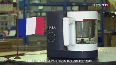 Le grand format : un Babycook made in France pour séduire une nouvelle clientèle