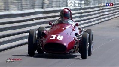 Le Grand Prix Historique de Monaco fait son retour