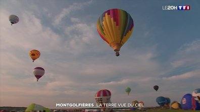 Le grand rassemblement des amateurs de vol en montgolfière à Chambley