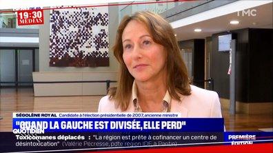 Le gros flop de Ségolène Royal aux élections sénatoriales