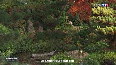Le jardin qui rend zen