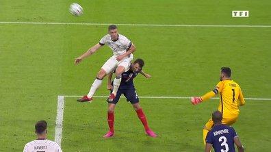 France - Allemagne (1 - 0) : Voir le KO de Pavard en vidéo