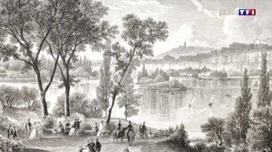 Le lac du parc de la Tête d'Or à Lyon exploré pour la première fois par des plongeurs