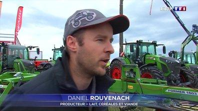 Le malaise des agriculteurs à la Foire de Poussay