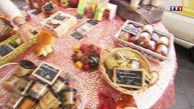 Le marché de Chamalières se met aux couleurs de l'automne