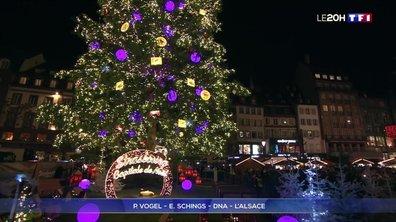 Le marché de Noël de Strasbourg sous haute surveillance