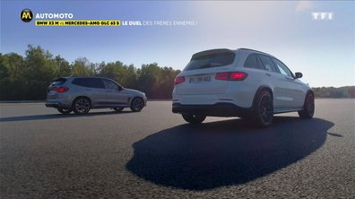 Le match : BMW X3M VS Mercedes-AMG GLC63S