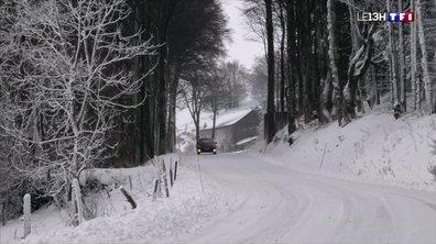 Le Mézenc en hiver