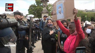 Le Moment de vérité : dans les rangs des manifs anti-violences policières