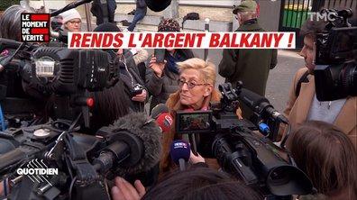 Le Moment de vérité : les coulisses de la libération de Patrick Balkany