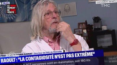 Le Moment de vérité : l'offensive médiatique du professeur Didier Raoult