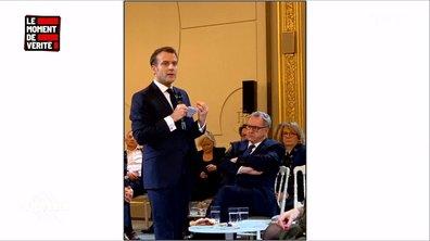 Le Moment de vérité : l'opération réconciliation entre les députés LREM et Emmanuel Macron