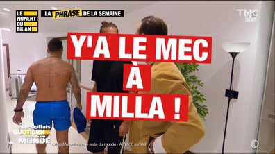 Le moment du bilan : le déclic de Macron, la polémique de la semaine, le mec à Milla ….