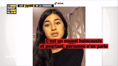 Le Moment du bilan : Sandrine Bonnaire, les Tuto Ouïghours, la parachutée de la semaine et l'anti-écolo