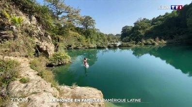 Le monde en famille : l'Amérique latine