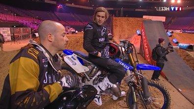 Le motocross freestyle devient une spécialité française