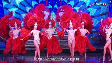 Le Moulin Rouge rouvre ses portes après 18 mois de fermeture