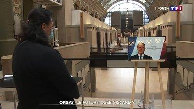 Le musée d'Orsay bientôt rebaptisé VGE ?